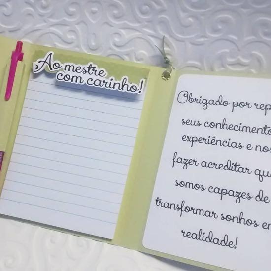 Ideias de lembrancinhas para o Dia do Professor