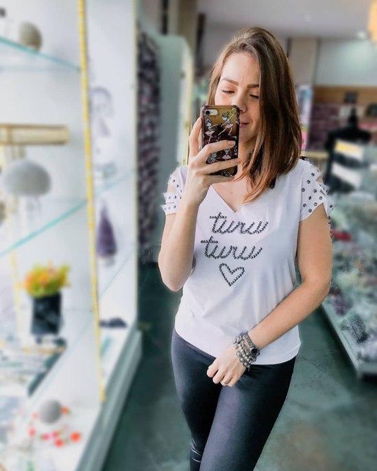 Ideias de camisetas customizadas do Instagram