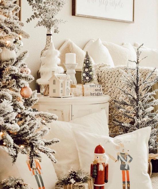 Inspiração: Natal Branco