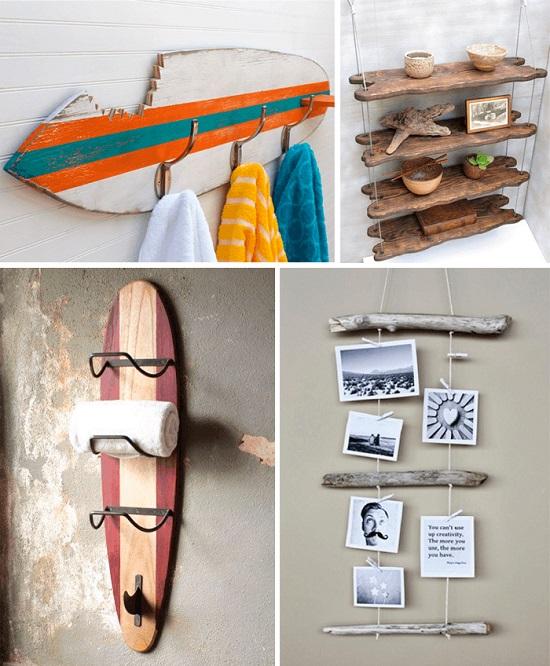 Decoração de Casa de Praia (Ideias)