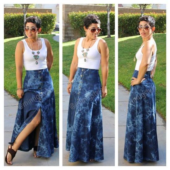 A moda do tie dye no verão