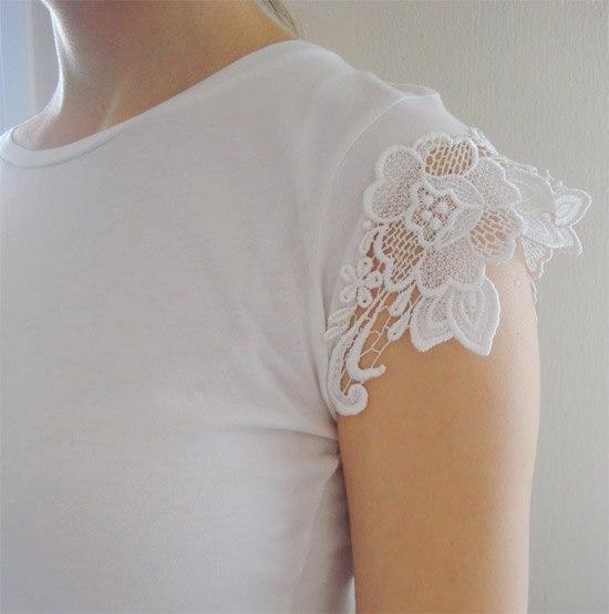 Camisetas customizadas - ideias de customização de camiseta faça você mesmo em casa
