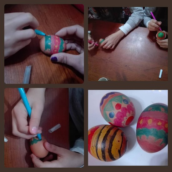 Atividades infantis para a Páscoa