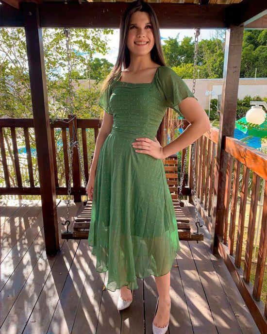 Vestidos moda evangélica - moda modesta - moda cristã