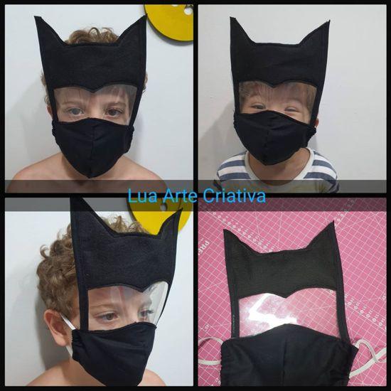 Máscara infantil - ideias de como fazer máscara de proteção para crianças