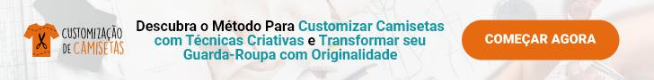 curso de customização de camisetas