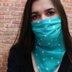 Máscara de lenço