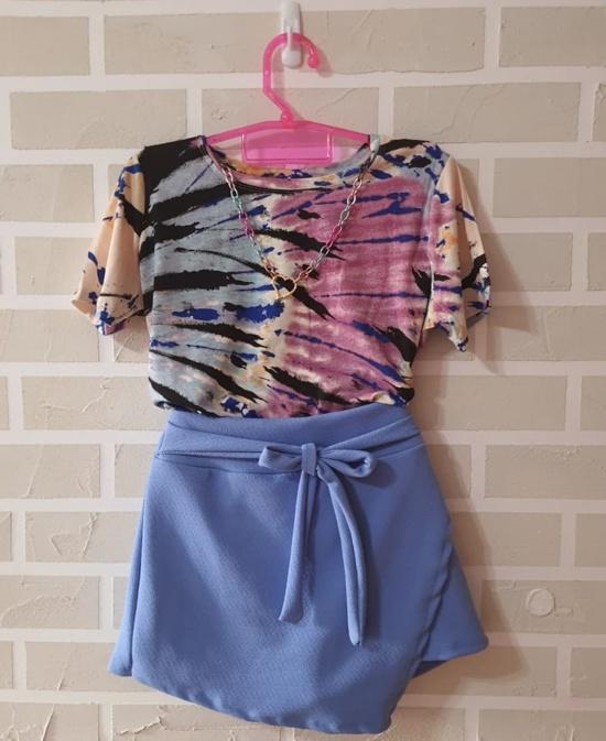 Como usar camiseta tie dye com estilo
