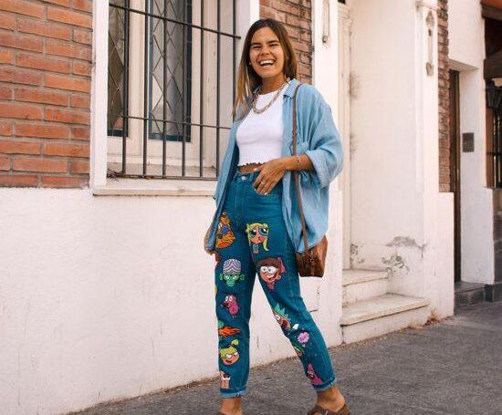 Como customizar roupas jeans