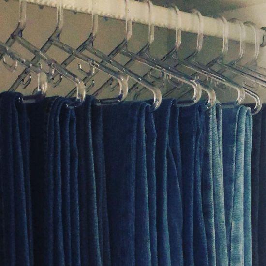 como organizar guarda-roupa